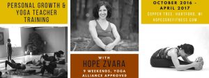 HOPE Yoga Teacher Training