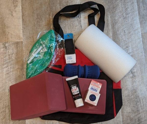 Ultimate yoga toolkit with hope zvara