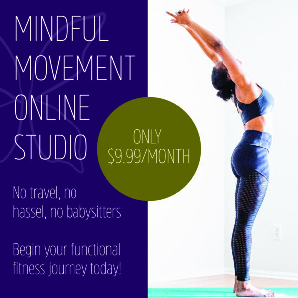 Hope Zvara Mindful Movement Online Studio