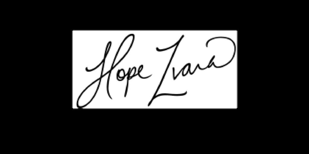 Hope Zvara