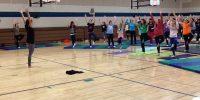 middle school yoga