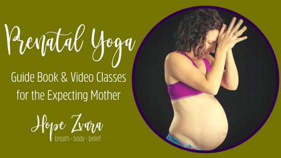 Prenatal Yoga Video Online Studio