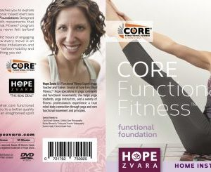 Core Functional Fitness DVD -Functional Foundations with Hope Zvara
