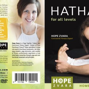 Hatha Yoga for All Levels DVD