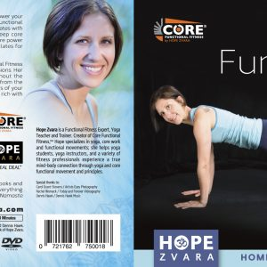 Core Functional Fitness- Pilates Style DVD