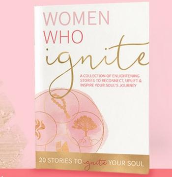 Women Who Ignite Book