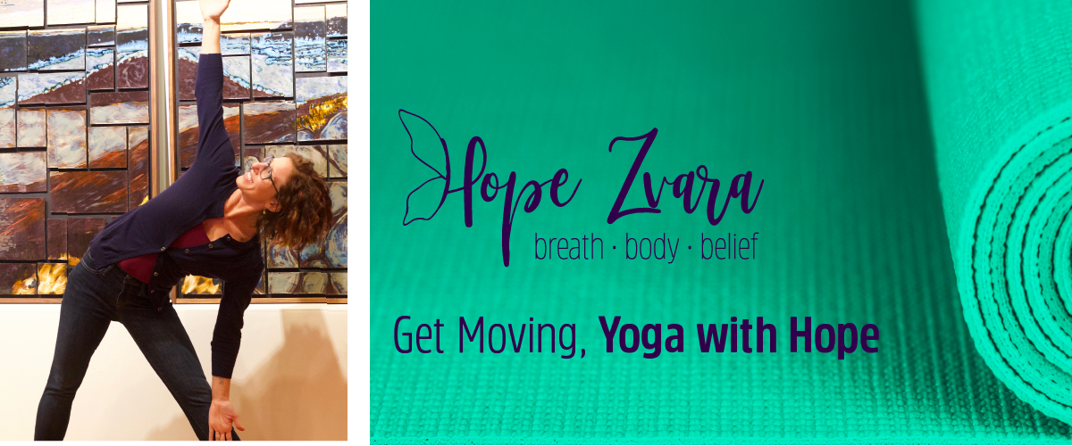 Get Moving, Yoga With Hope