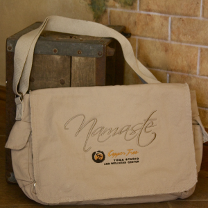 Namaste Natural Color Shoulder Bag