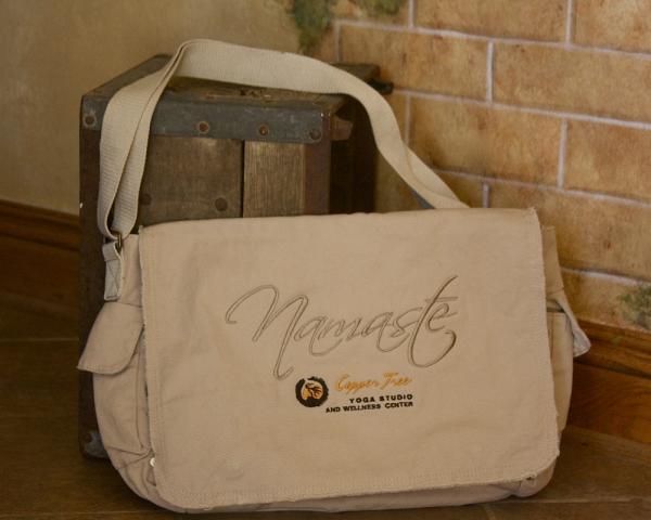 Namaste Natural Color Shoulder Bag