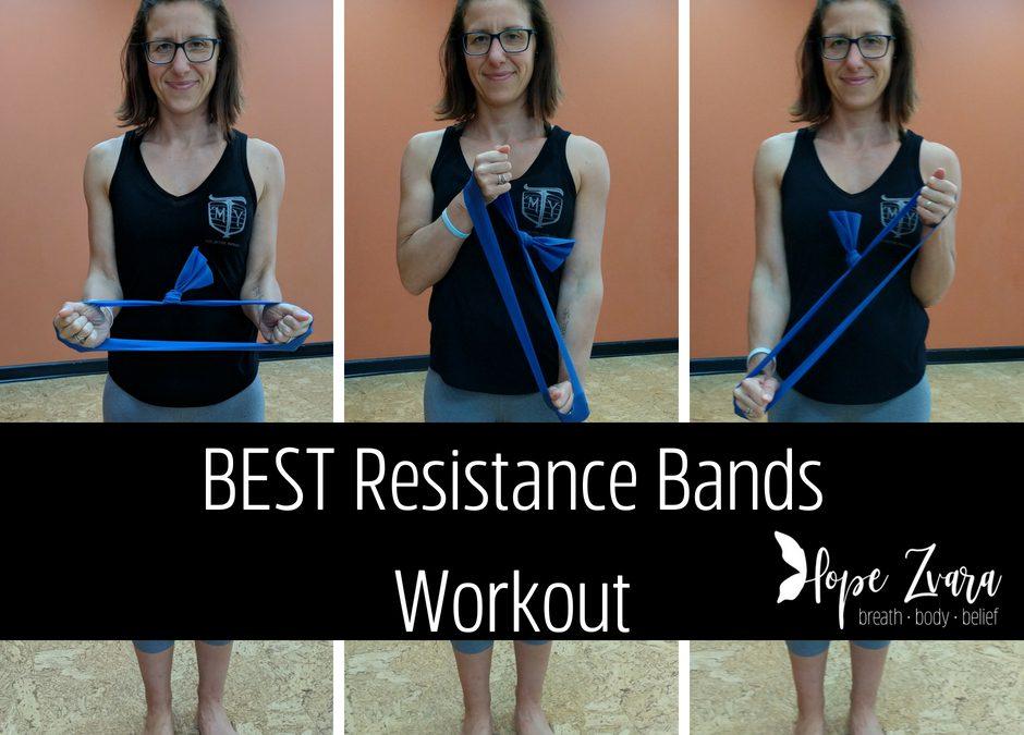 Resisting Resistance: Best Resistance Band Moves