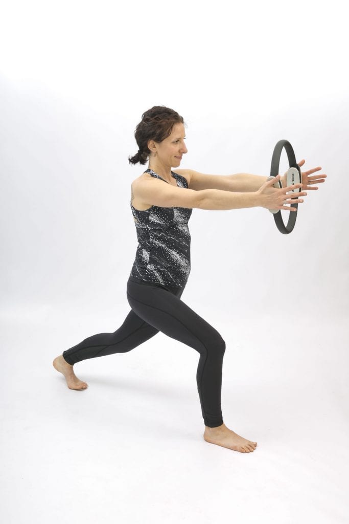magic circle yoga exercise