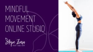 Hope Zvara Mindful Movement Online Studio