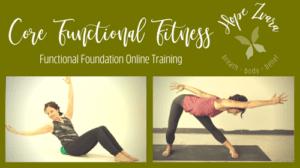 Core Functional Fitness Hope Zvara