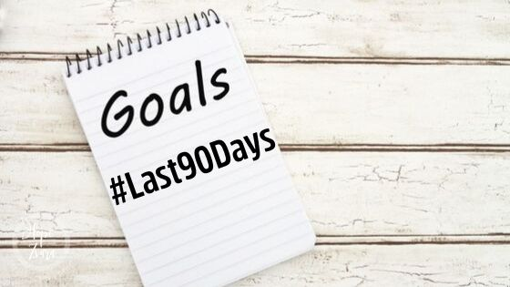 Goal Getter: The #Last90Days of the Year