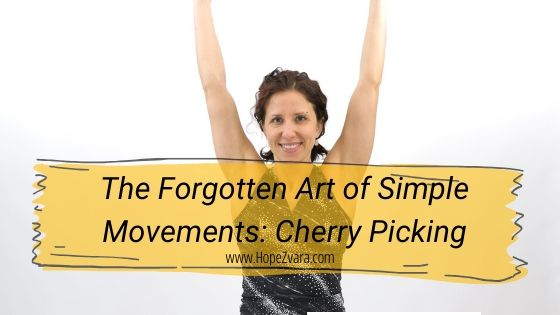How to do Cherry Picking Warm-Up: A Forgotten Movement in Yoga