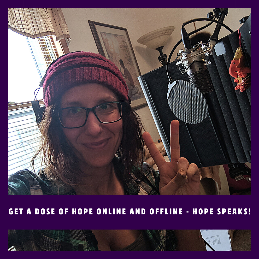 Hope Zvara Speaking Podcast Radio Show