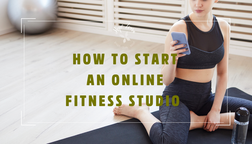 How to Start Your Own Fitness Channel