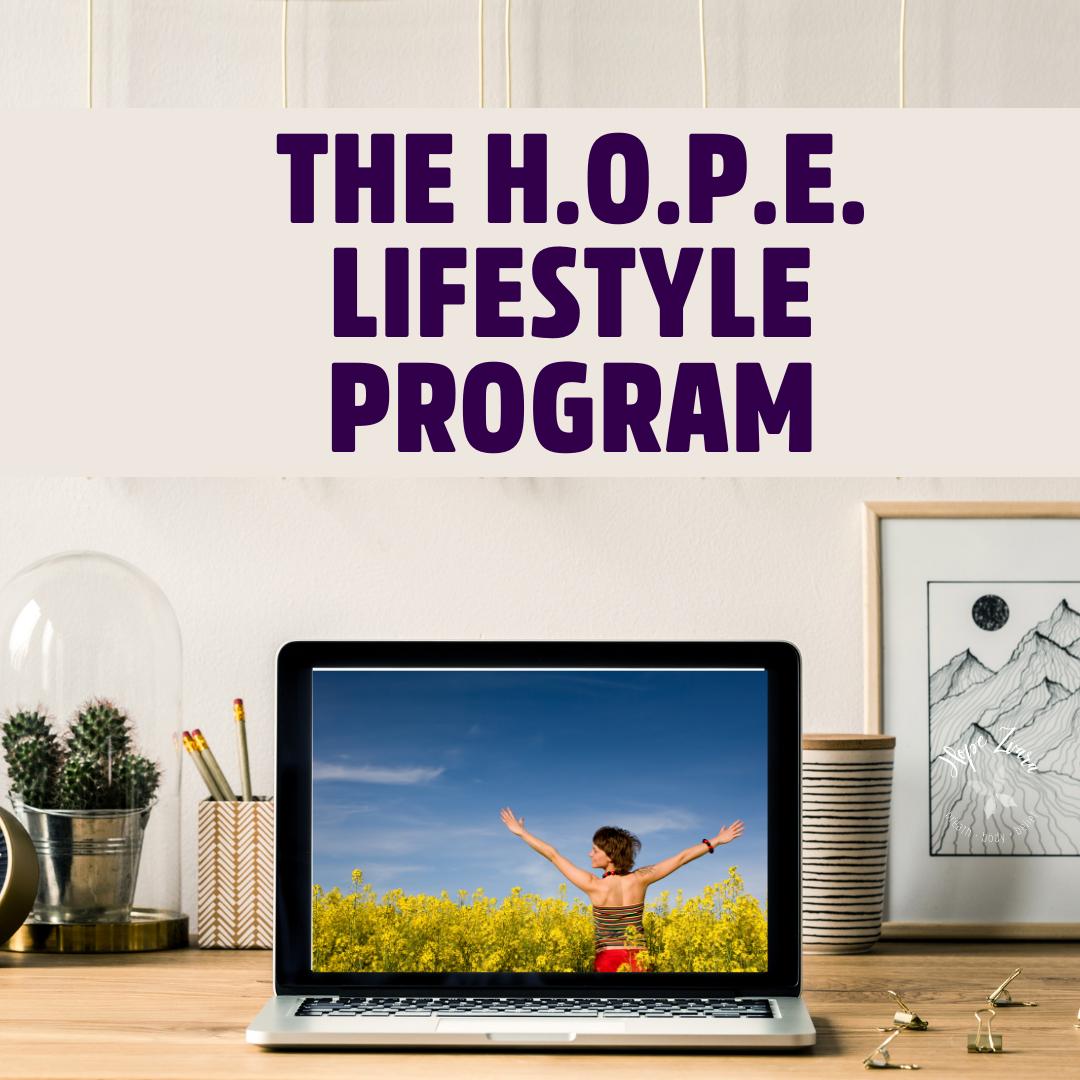HOPE Lifestyle Program Join