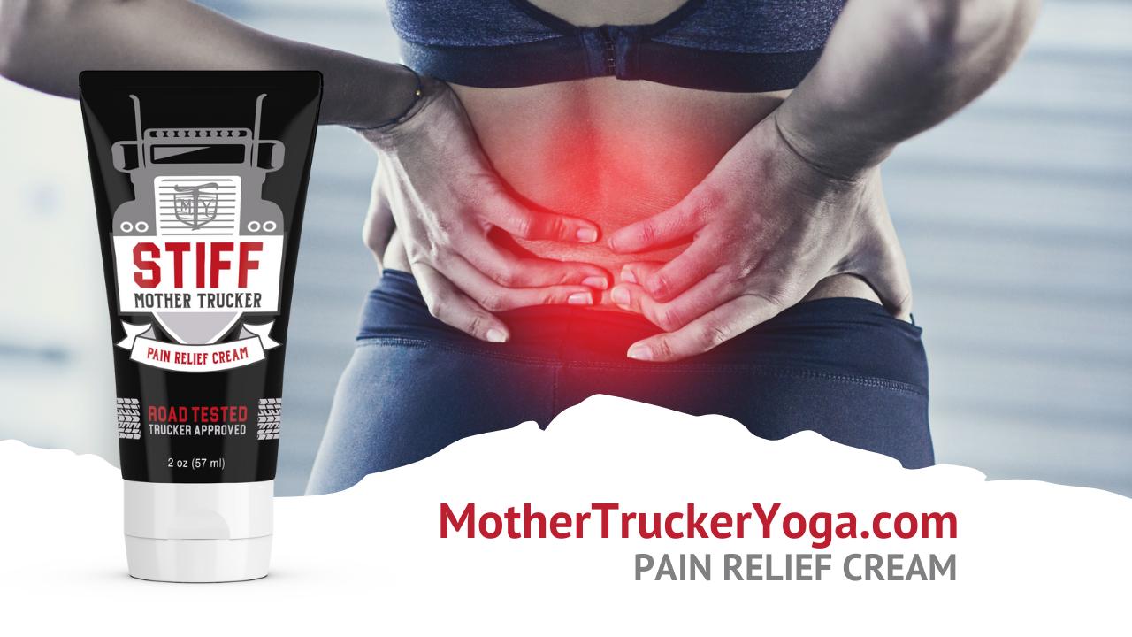 Chronic Back Pain Stiff Mother Trucker