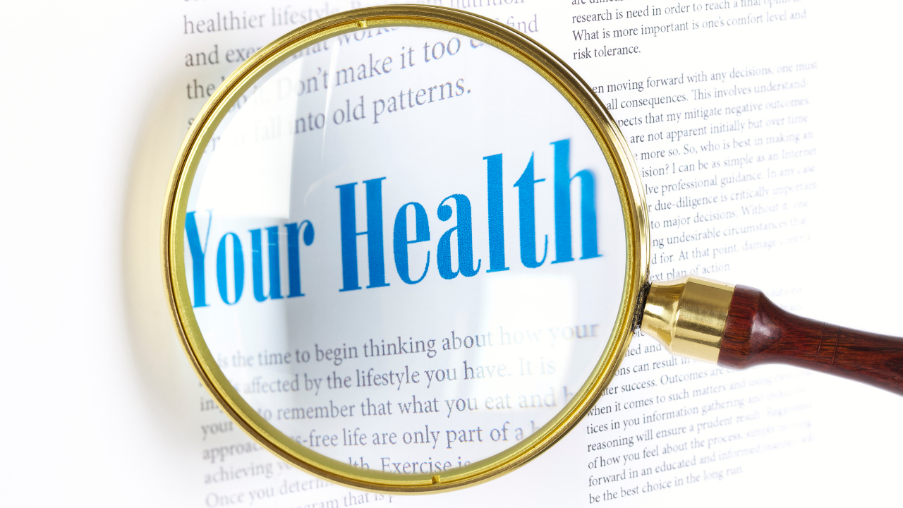 Your Health Is The Key To Your Confidence HopeZvara.com Blog